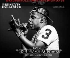 Jay Z - Black Gangster (Alternate Version) (Tags)